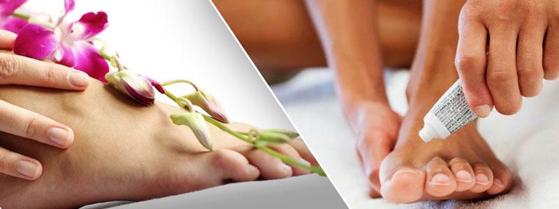 грибок ногтя на большом пальце лечение